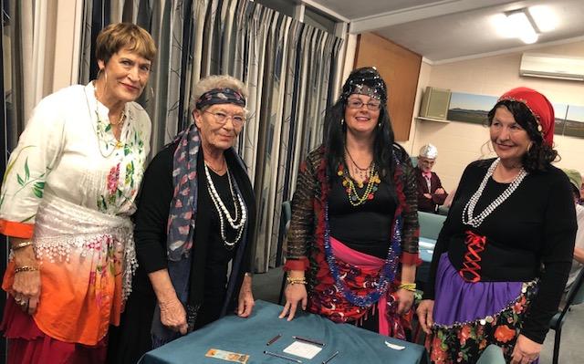 Gypsy Card readers