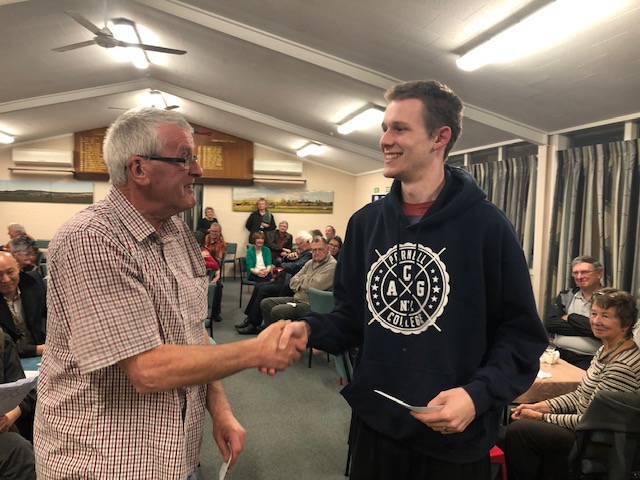3rd place: Noel Grigg and Jeremy Fraser-Hoskin